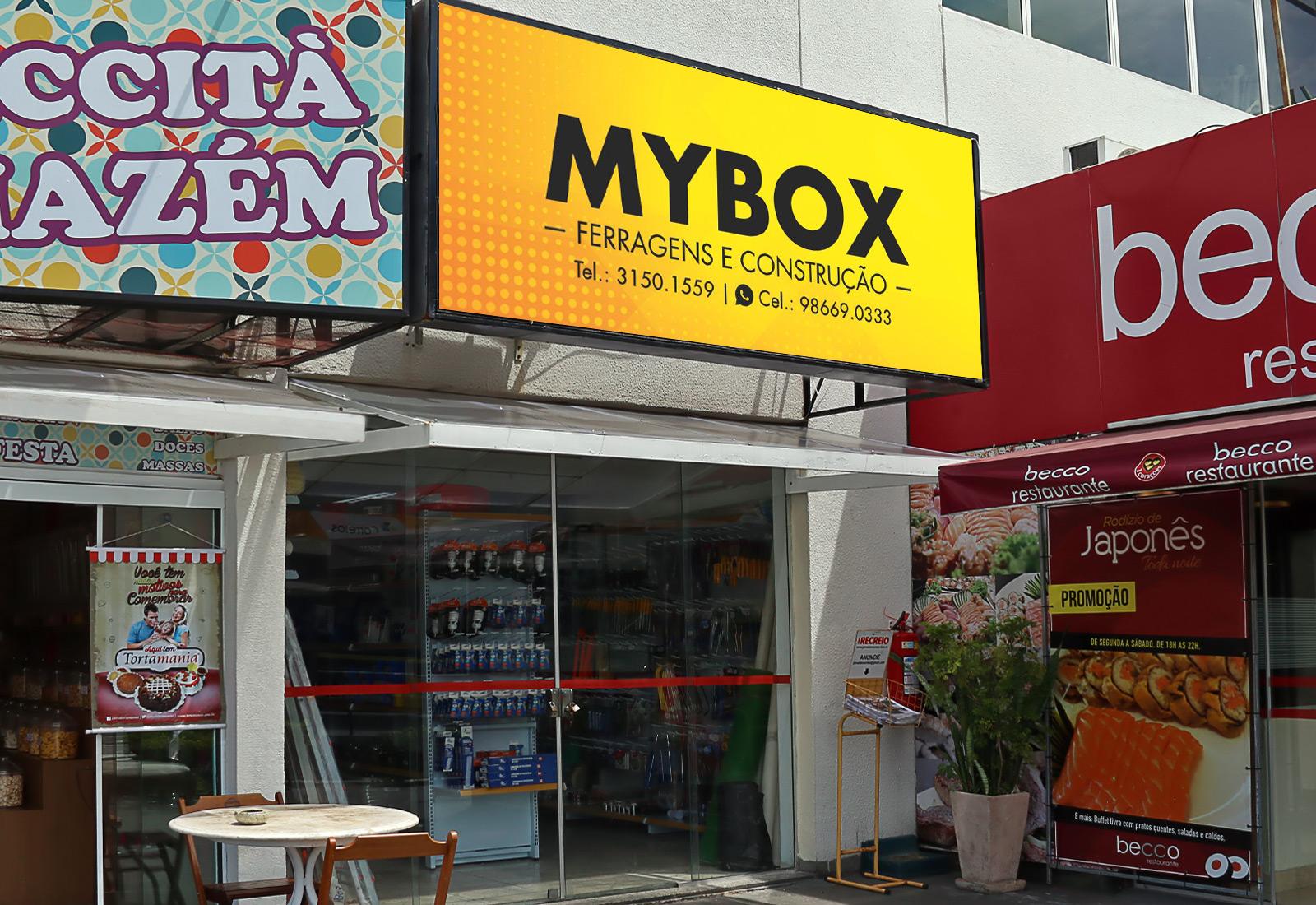 Mybox Ferragens e Construção